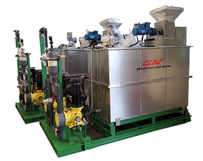 P10 Chemical Dosing System